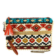 Steven by Steve Madden Aria Embroidered Pouch Bag