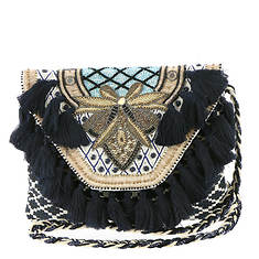 Steven By Steve Madden Embroidered Pouch Bag