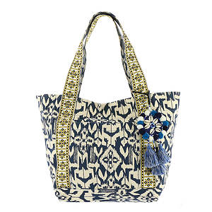Steven By Steve Madden Nessa Canvas Tote Bag