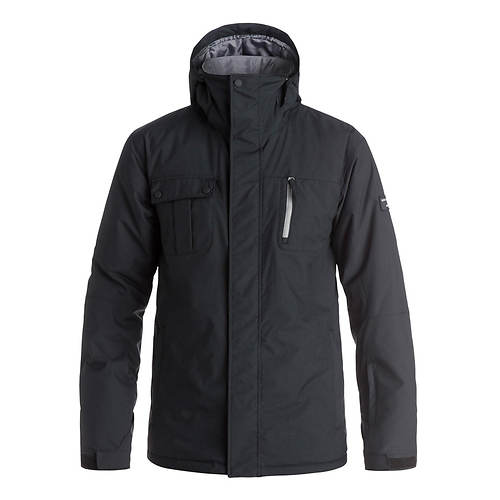 Quiksilver Men's Mission Solid Jacket