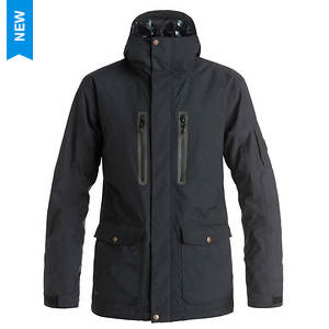 Quiksilver Dark and Stormy Jacket