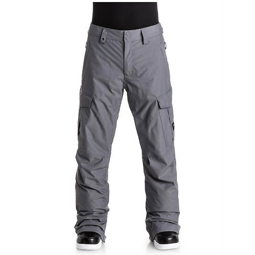 Quiksilver Men's Porter Ins Snow Pants