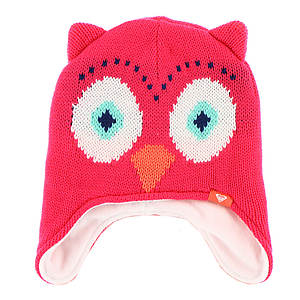 Roxy Snow Girls' Owl Teenie Beanie