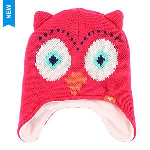 Roxy Snow Girls' Owl Teenie Beanie