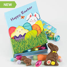 Easter Greeting Card Box