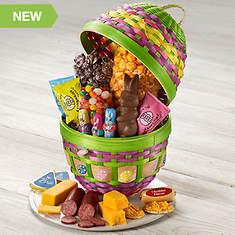 Eggstraordinary Easter Basket