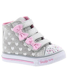 Skechers Twinkle Toes Shuffles Doodle Days (Girls' Infant-Toddler)