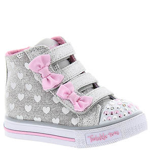 Skechers Twinkle Toes: Shuffles-Doodle Days (Girls' Infant-Toddler)