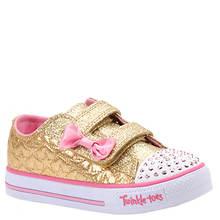 Skechers Twinkle Toes Shuffles Starlight Style (Girls' Infant-Toddler)