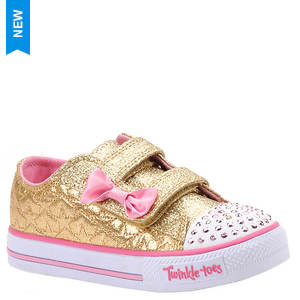 Skechers Twinkle Toes: Shuffles-Starlight Style (Girls' Infant-Toddler)