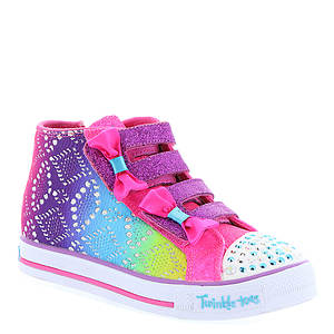 Skechers Twinkle Toes: Shuffles 10636N (Girls' Infant-Toddler)