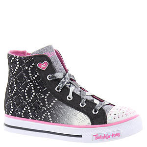 Skechers Twinkle Toes: Shuffles-Magic Madness (Girls' Toddler-Youth)