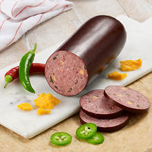 Mix 'n Match Cheese & Sausage - Cheddar Jalapeno