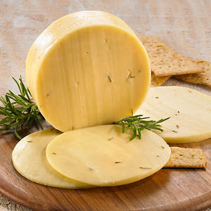 Adventures in Cheese - Rosemary Gouda