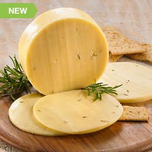 Adventures in Cheese - Rosemary Gouda