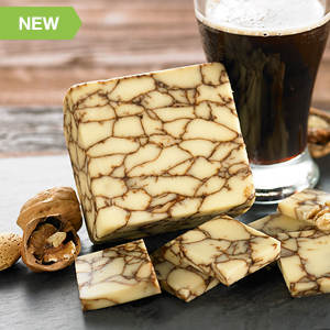 Adventures in Cheese - Nut Brown Ale Cheese