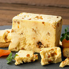 Adventures in Cheese - Apricot & Ginger Abergele