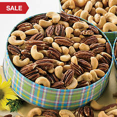Cashews and Pecans