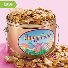 Easter Bucket of Brittle