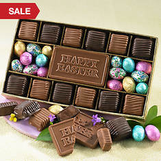 Happy Easter Gourmet Chocolates Gift Box