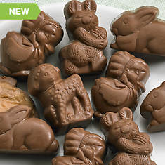Easter Peanut Butter Minuettes