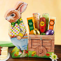 Vintage Easter Bunny Delivery
