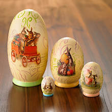 Nesting Bunny Eggs