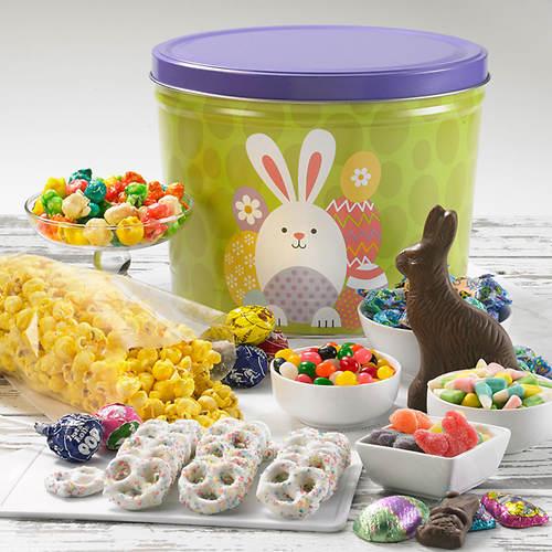 Easter Goodies Galore Tin