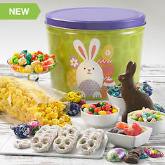 Easter Goodies Galore Tin