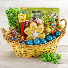 SpongeBob Basket