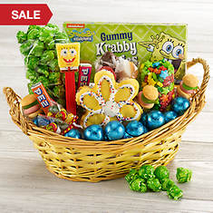SpongeBob Basket