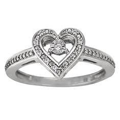 Diamond Accent Ladies Ring