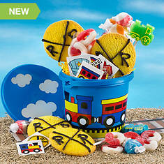 Pail Sets - 2 Train Pails
