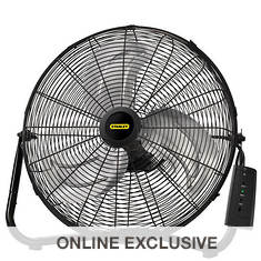 Lasko Stanley HV Floor/Wall Fan