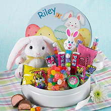 Personalized Bunny Tin
