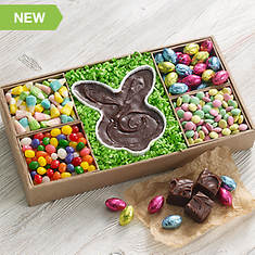 Easter Fudge Bunny