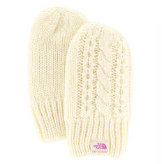 The North Face Girls' Baby Minna Mitt