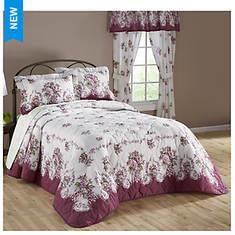 Bloomfield Rose Bedspread - Opened Item
