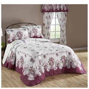 Bloomfield Rose Bedspread