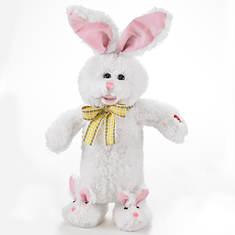 Peter Hop-along Bunny