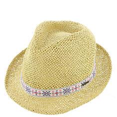 Roxy Women's Bring Roses Fedora Hat