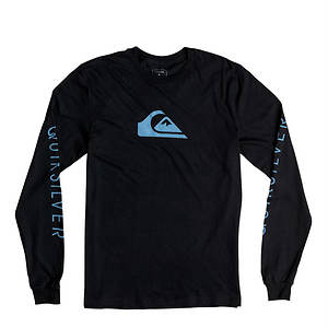 Quiksilver MW Logo LS T-Shirt