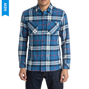 Quiksilver Fitzthrower Flannel Shirt