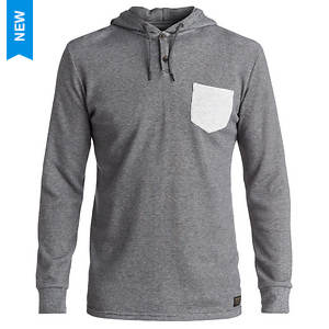 Quiksilver Murky Sky Log Sleeve Hooded Tee