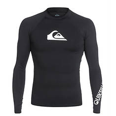 Quiksilver All Time LS Rash Guard