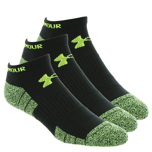 Under Armour Men's Elevated Performance No Show Socks