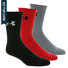 Under Armour Men's Elevated Performance Crew Socks