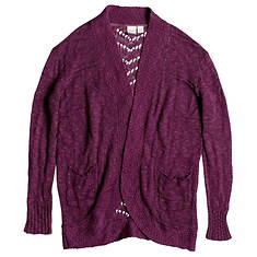 Roxy Sportswear Misses Mountain of Love Cardigan