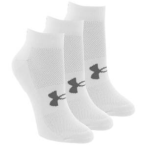Under Armour Women's Heatgear Lo Cut Socks