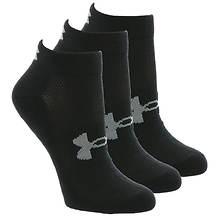 Under Armour Women's Heatgear Lo Cut Socks